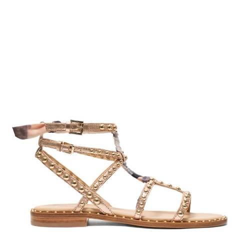 ASH Rose Gold Tie Dye Patchouli Sandal