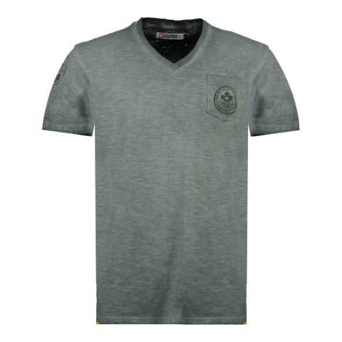 Canadian Peak Dark Grey Jeasy T-Shirt