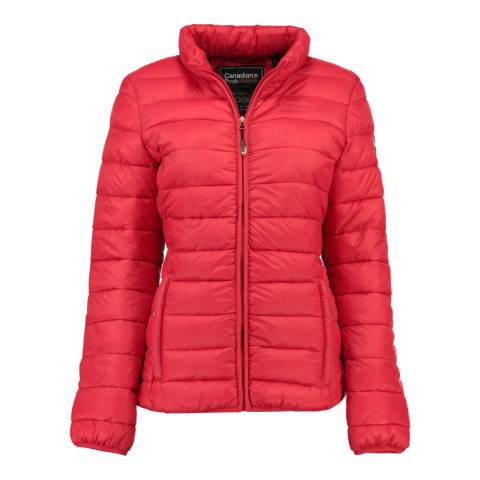 Canadian Peak Red Anguila Light Basic Jacket