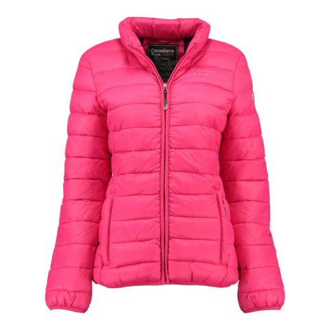 Canadian Peak Fuchsia Anguila Light Basic Jacket