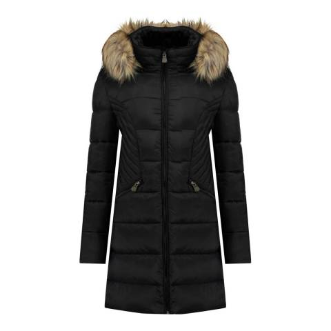Canadian Peak Black Akapeak Long Jacket