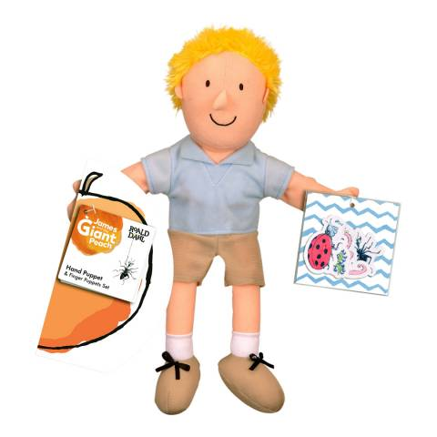 Fiesta Crafts James And The Giant Peach Hand Puppet