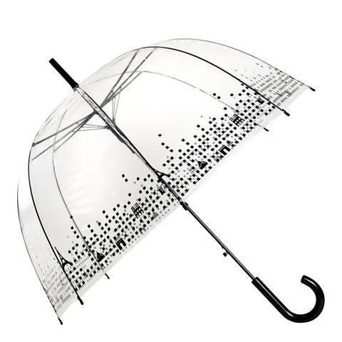 Smati Transparent Paris Birdcage Umbrella