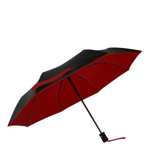 Smati Black / Red UV Protection Umbrella