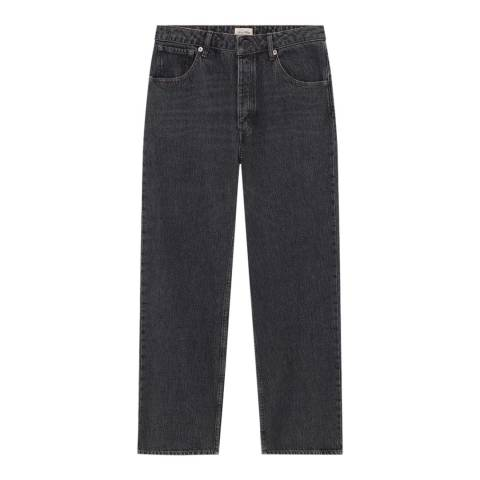 American Vintage Grey Skinny Cotton Jeans