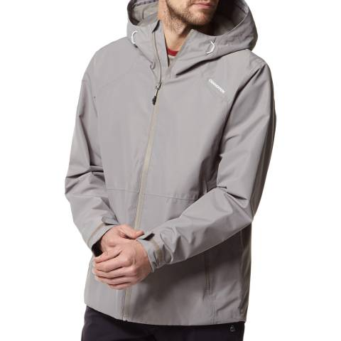 Craghoppers Grey Balla Waterproof Jacket