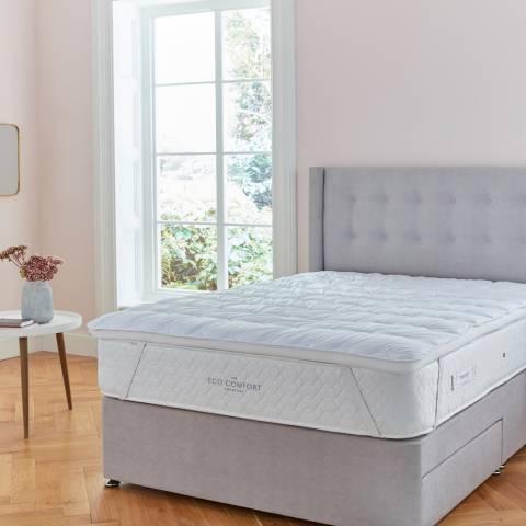 Silentnight Breathable Memory Foam Single Mattress Topper