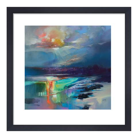 Scott Naismith Arran Shore Framed Print, 60x60cm