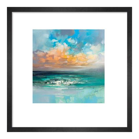 Scott Naismith Hebridean Waters Framed Print, 30x30cm