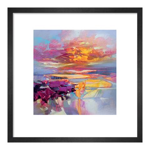 Scott Naismith Warmth Emanates Framed Print, 30x30cm