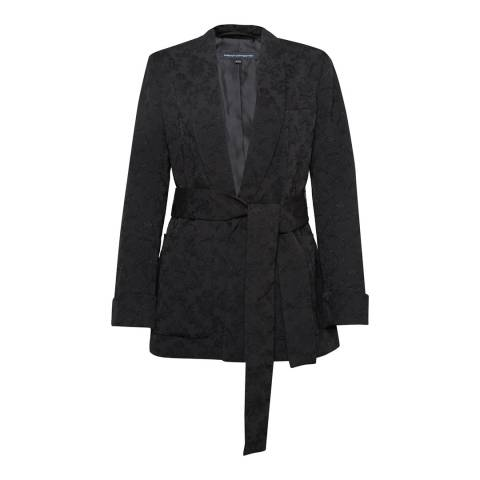 French Connection Black Jane Suiting Blazer