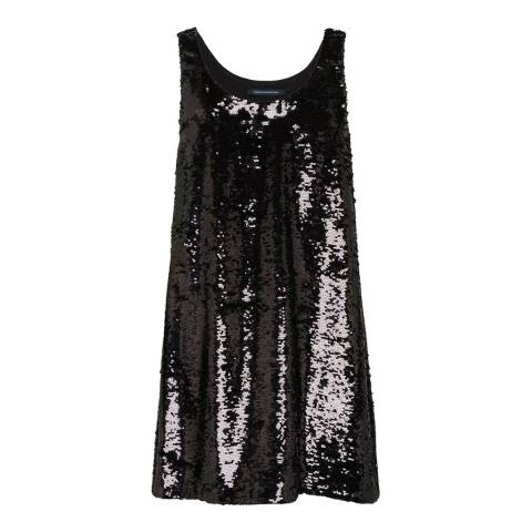 French Connection Multi Cynthia Lace And Sequin Dress