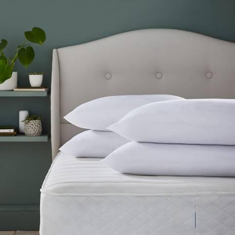 Silentnight Ultrabounce Pack of 4 Pillows