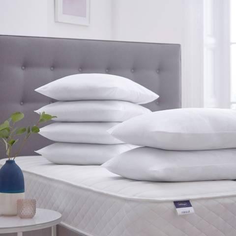 Silentnight Hibernate Pack of 6 Pillows