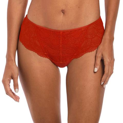 Fantasie Saffron Twilight Brazilian Thong