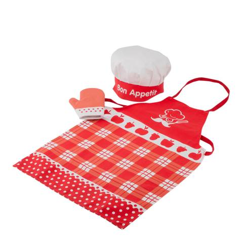 New Classic Toys Red Apron