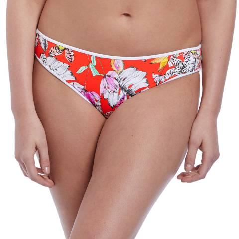 Freya Flame Wild Flower Bikini Brief