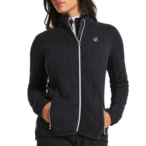 Dare2B Black Sumptuous Sweater