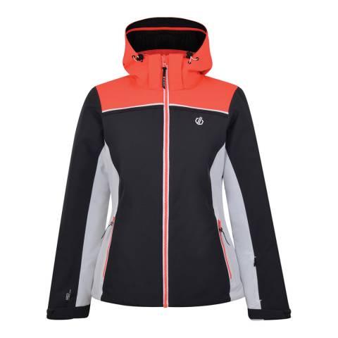 Dare2B Black/Orange Validate Jacket