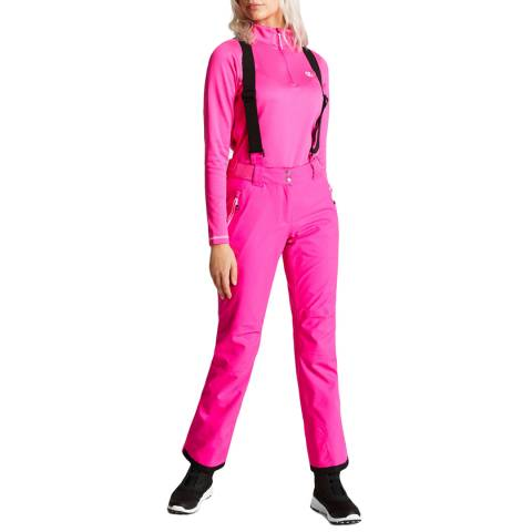 Dare2B Cyber Pink Effused Insulated Pant