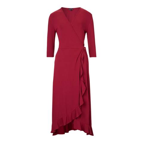 Baukjen Raspberry Meghan Dress