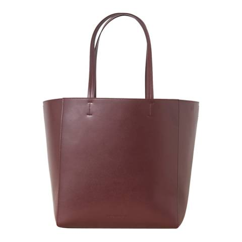 French Connection Baked Cherry Liv Tote Bag