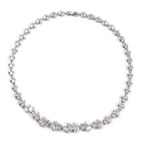 Amrita Singh Silver Tulip Necklace