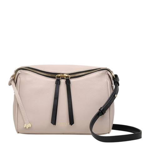 Radley Cream Castle Street Medium Ziptop Crossbody