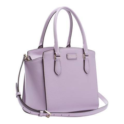 Kate Spade Lilac Jeanne Small Satchel