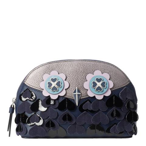 Kate Spade Navy Zibbi Medium Dome Cosmetic Bag