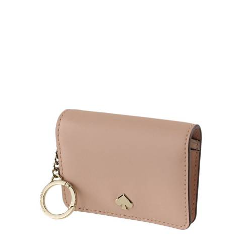 Kate Spade Blush Slim Bifold Card Holder