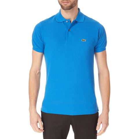 Lacoste Bright Blue Classic Cotton Polo Shirt