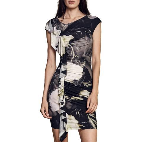 Religion Charm Print Tumult Dress