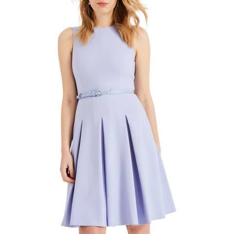 Phase Eight Blue Elidah Belted Dress