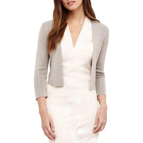 Phase Eight Praline Shimmer Salma Jacket