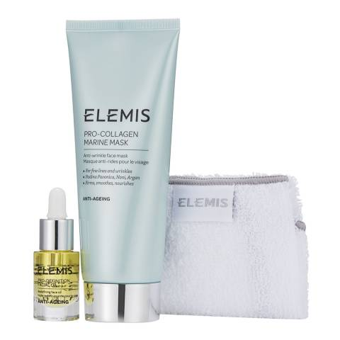 Elemis Pro-Collagen Target Fine Lines Treatment Duo - WORTH £62