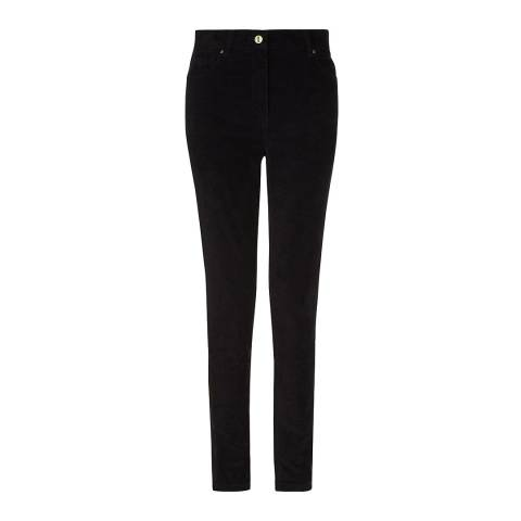Hobbs London Navy Marianne Cord Stretch Jeans