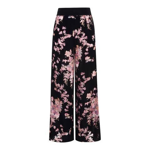 Myla Black/Multi Kensington Gardens Trouser