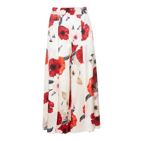 Myla Cream/Multi Pansy Gardens Trouser