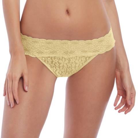 Wacoal Lemon Halo Lace Bikini Brief