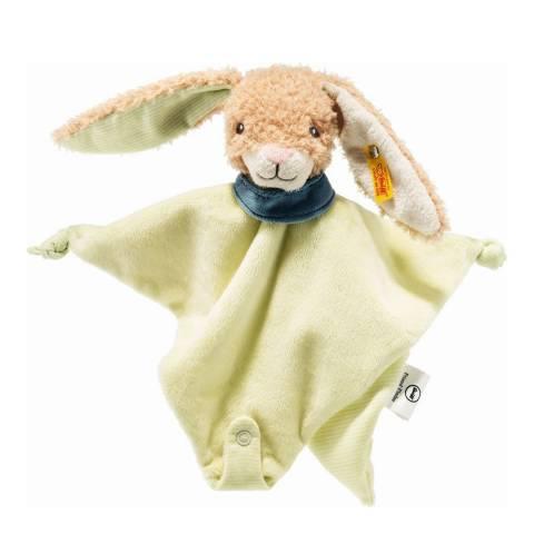Steiff Friend-Finder Rabbit Comforter With Rust 28cm