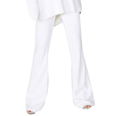 Outline Ivory Luton Trouser