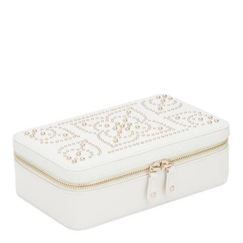 WOLF Cream Marrakesh Zip Case