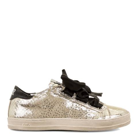 P448 Gold Platinum Ralph Sneakers