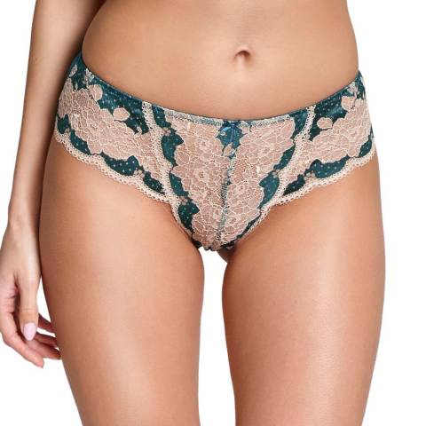 Panache Emerald Clara Brief