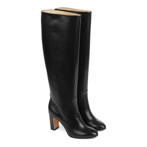 Hobbs London Black Alexandra Boot