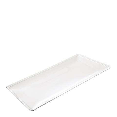 Mary Berry Signature Medium Rectangular Serving Platter, 36cm