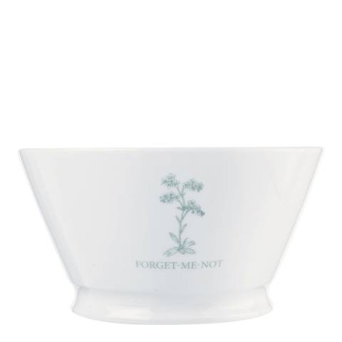 Mary Berry Garden Forget Me Knot Medium Serving Bowl, 16cm