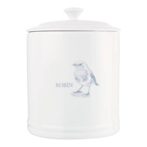 Mary Berry Garden Robin Sugar Canister