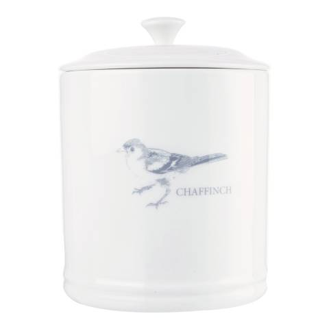 Mary Berry Garden Chaffinch Storage Canister